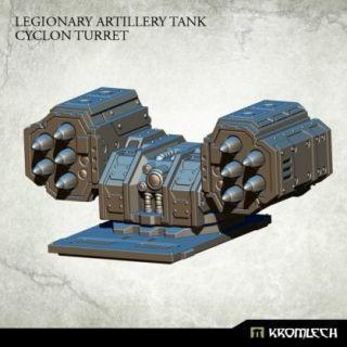 Legionary Artillery Tank: Cyclon Turret (1)