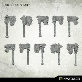 Orc Chain Axes (10)