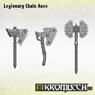 Legionary Chain Axes (5)