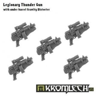 Legionary Thunder Gun with under-barrel Gravity Distorter (5)