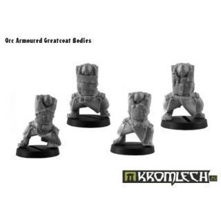 Orc Greatcoats Armoured Bodies (5)