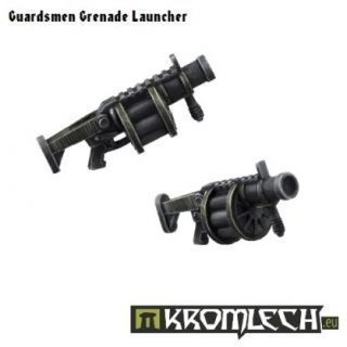 Guardsmen Grenade Launchers (5)