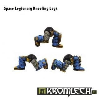 Space Legionary Kneeling Legs (6)