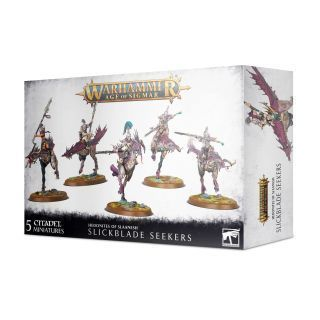 HEDONITES OF SLAANESH:SLICKBLADE SEEKERS