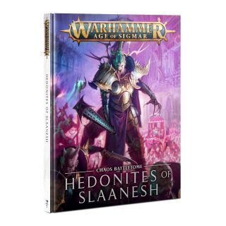 BATTLETOME: HEDONITES OF SLAANESH (ENG)