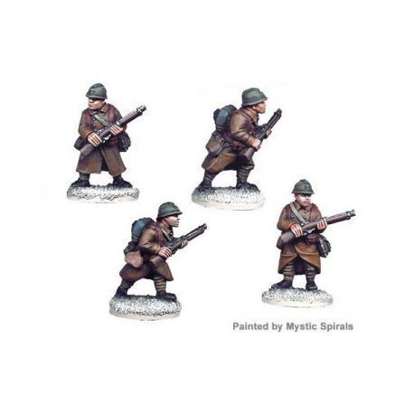 French Riflemen I (4)