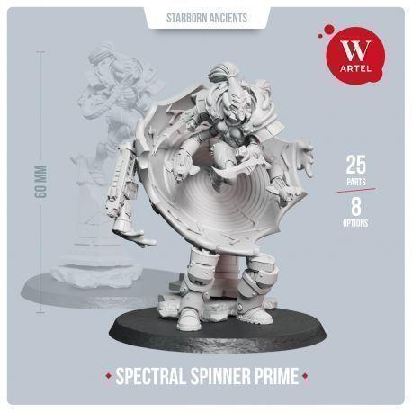 Spectral Spinner Prime