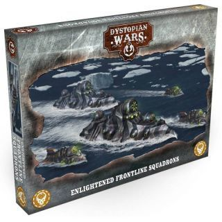Dystopian Wars: Enlightened Frontline Squadrons