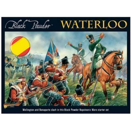 Waterloo Starter con Black Powder Reglamento (Castellano)