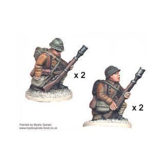 French Rifle Grenadiers (4 figs)