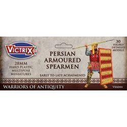 Persian Armoured Spearman