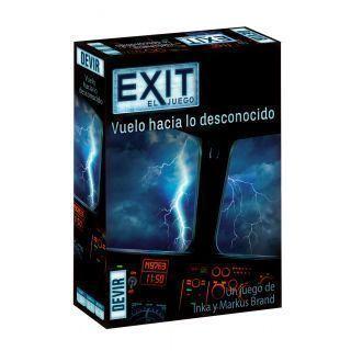 EXIT - VUELO HACIA LO DESCONOCIDO