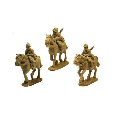 French Cavalry (3 figures)