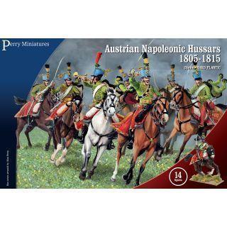 Austrian Napoleonic Hussars 1805-1815