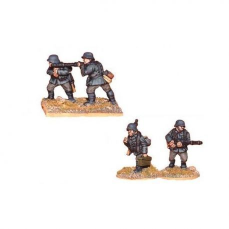 German LMG teams (4 figs)