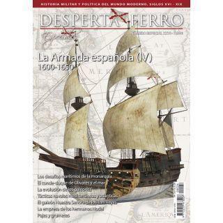 Especiales 26. La Armada española (IV). 1600-1650