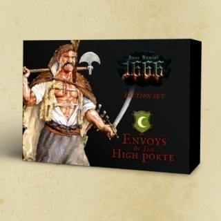 Envoys of the High Porte faction set