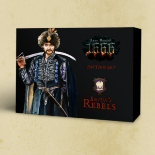 Bohun s Rebels faction set