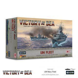 Victory at Sea IJN fleet