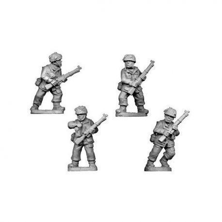 British Paratroopers Riflemen I
