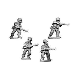 British Paratroopers Riflemen II