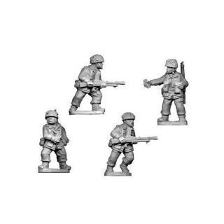 British Paratroopers Bren Teams
