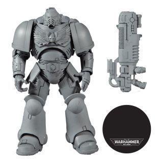 Warhammer 40k Figura Primaris Space Marine Hellblaster (AP) 18 cm