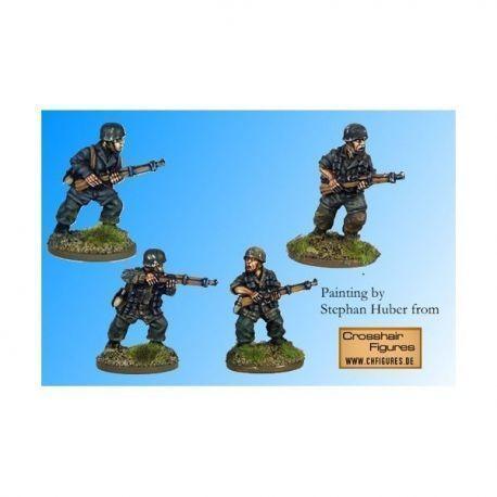 German Paratroopers Riflemen II
