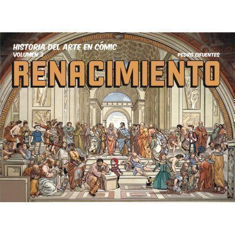 Historia del Arte en cómic. El Renacimiento