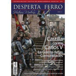 Moderna nº 51. Castilla contra Carlos V. La Guerra de las Comunidades