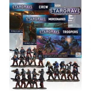 Deal 2: Stargrave Figures