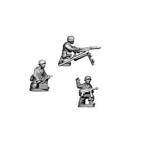 German Paratroopers Static MG34