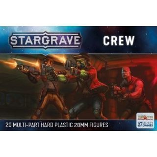Stargrave Crew