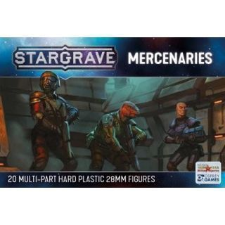 Stargrave Mercenaries