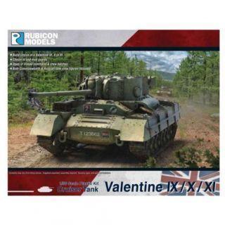 Valentine IX/X/XI