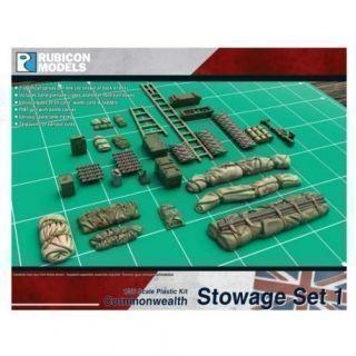 Commonwealth Stowage Set 1