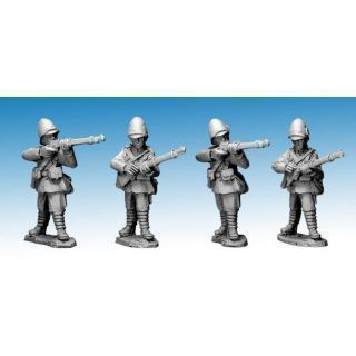 British Infantry Standing. 2nd Afghan War.