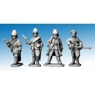 British Officers Afghan War