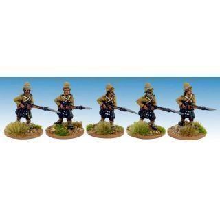 Highlanders Advancing II