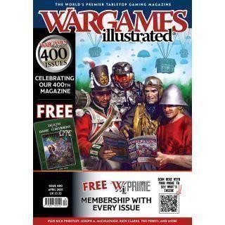 Wargames Illustrated WI400 April 2021