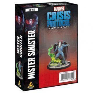Crisis Protocol Mr. Sinister EN