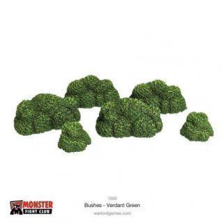 Bushes - Verdant Green