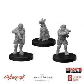Lawmen B (Enforcers)
