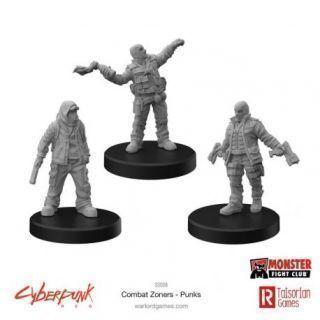 Combat Zoners B (Punks)