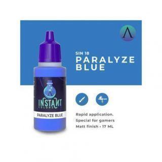 PARALYZE BLUE
