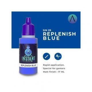 REPLENISH BLUE