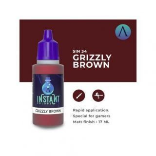 GRIZZLY BROWN