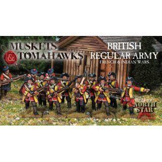 British Regular Army