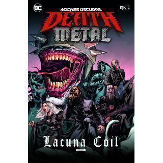 Noches oscuras: Death Metal núm. 03 de 7 (Lacuna Coil Band Edition) (Cartoné)