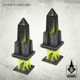 Energy Obelisks (2)